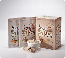 Cheonma(gastrodia) Warm Zen food